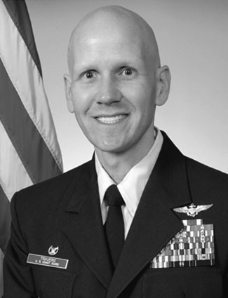 Cmdr Daniel J Travers