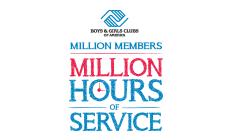 Million Members, Million Hours of Service