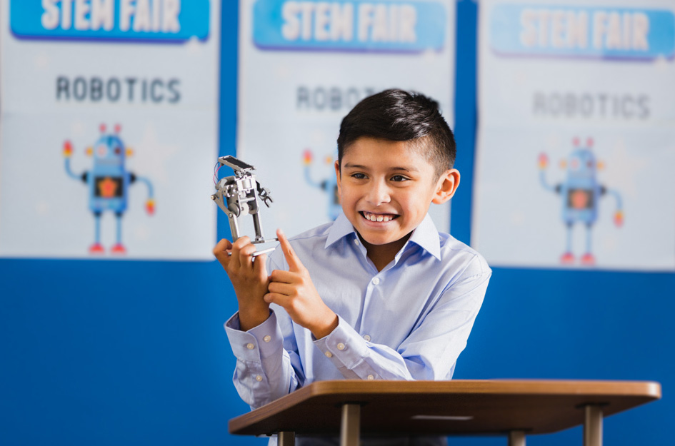 Inspire Kids Outside of the Classroom STEM