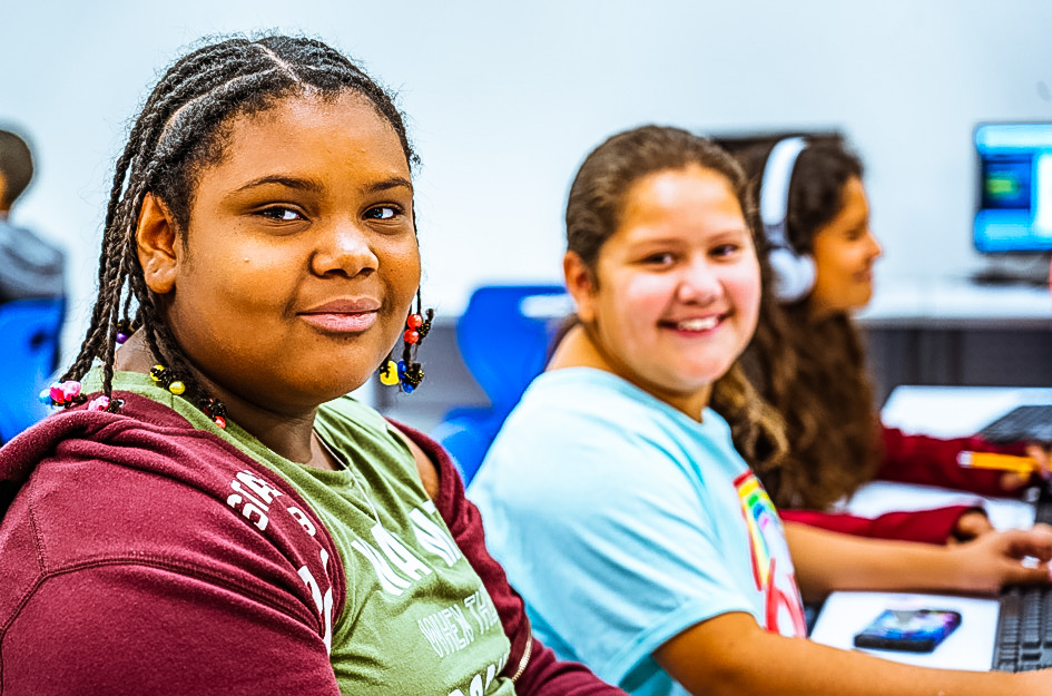 Workforce readiness girls