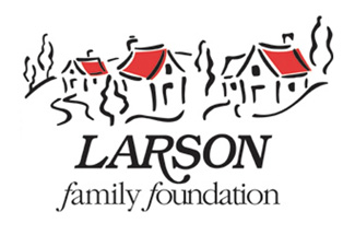 Larson Family Foundation logo