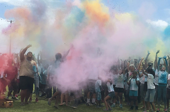 Color Run YOY