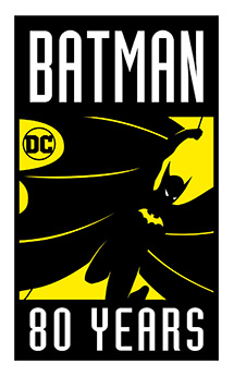 DC Batman logo
